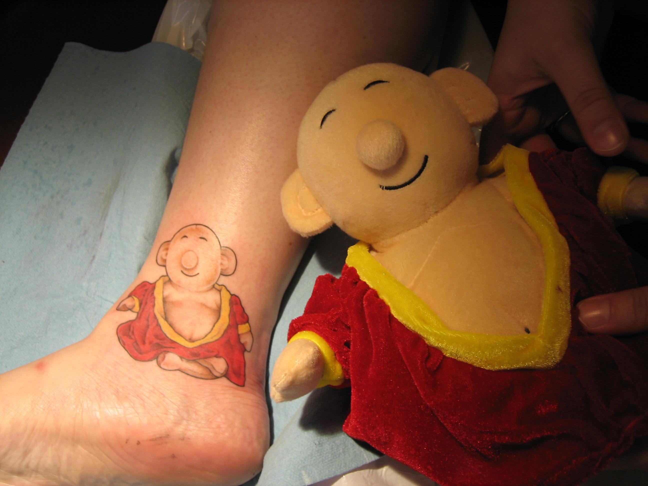 infinity tattoo. Infinity Tattoo